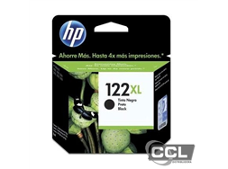 Cartucho HP 122XL CH563HB preto original