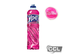Detergente líquido 500ml Clear Care Ype