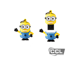 Pen drive Minions Dave 8GB Multilaser - PD095