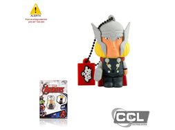 Pen drive Multilaser Marvel Vingadores Thor 8GB - PD083